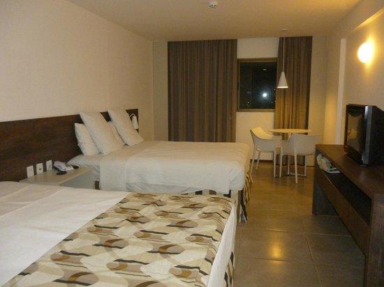 Ritz Suites: habitacion 714