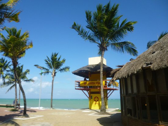 Ritz Suites: playa jatiuca