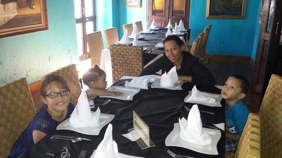 Meson de Bari: Un lugar para las familias