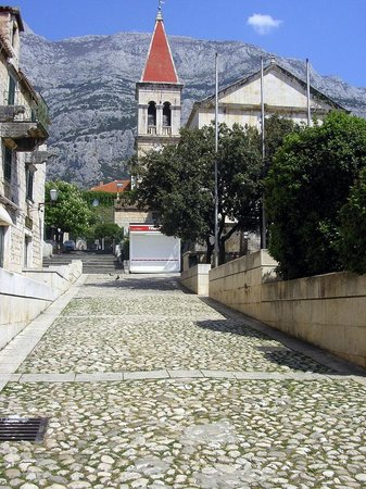 St. Mark's Church -- Makarska : 12