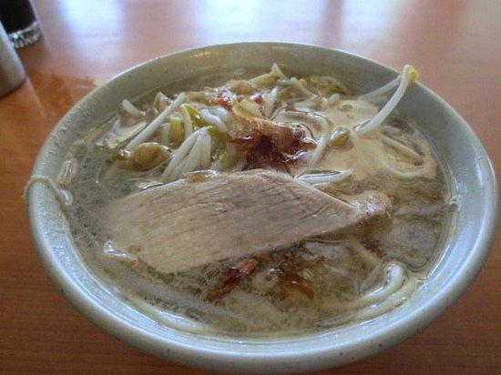 Ya Rou Bian: 麺