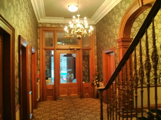 The Dunstane Hotel: Entrance Hall