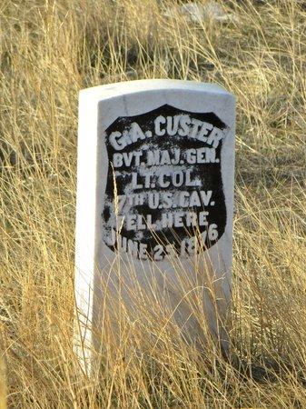 Little Bighorn Battlefield National Monument: Little Bighorn