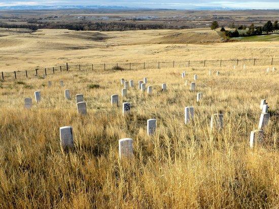 Little Bighorn Battlefield National Monument : Little Bighorn