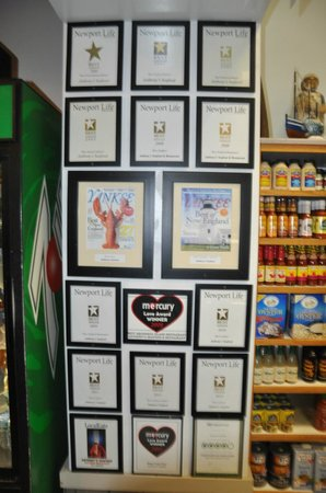 Anthony's Seafood: Anthony's Awards