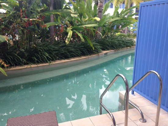 Oaks Lagoons: Love the pool so much!