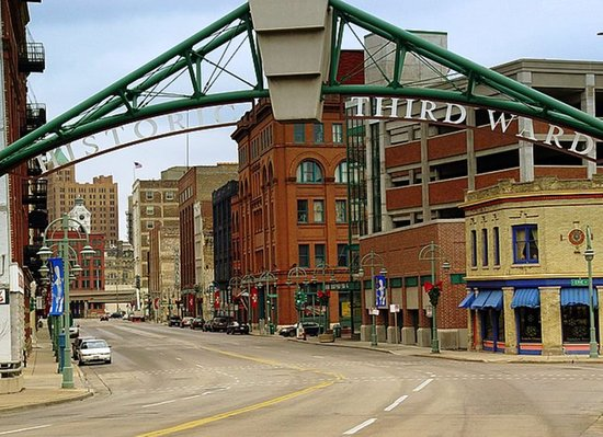 BEST WESTERN Milwaukee West: Explore Milwaukee's Historic Third Ward and all it has to offer