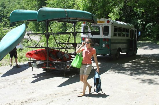 North Star Canoe & Kayak - Day Tours: The North Star Shuttle