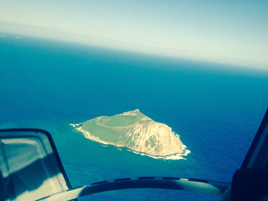 Blue Hawaiian Helicopter Tours - Oahu: Aerial View