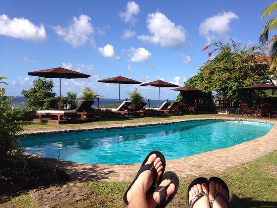 Ti Kaye Resort & Spa : Pool day