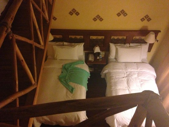 Colca Lodge Spa & Hot Springs - Hotel: Вид на 1 этаж