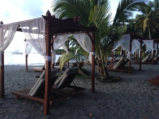 Ti Kaye Resort & Spa: Beach