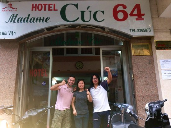 Madam Cuc 64 : Phuong The manager��