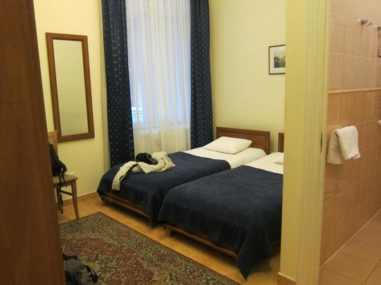 Budapest City Central : Quarto