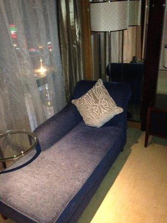 Sheraton Changzhou Xinbei Hotel: sofa