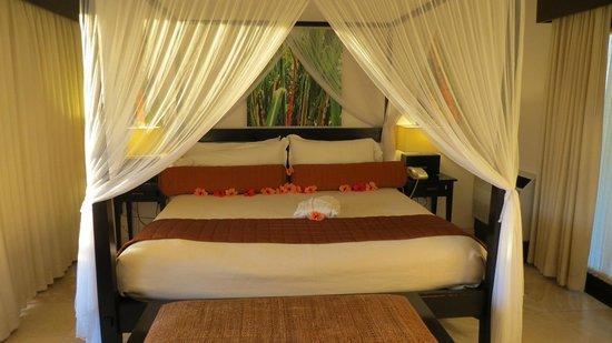 Sugar Ridge: The bed