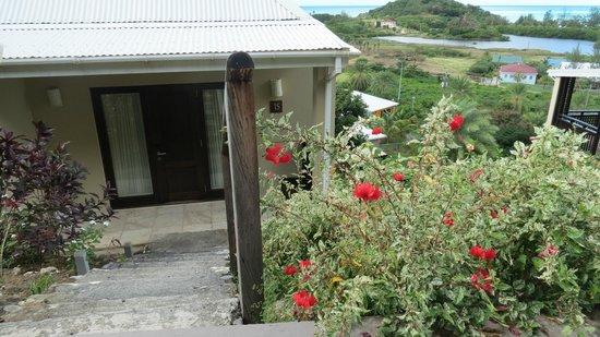Sugar Ridge Resort: Door to our room