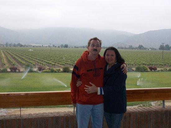 Chilean Wine Lovers: Vinícula Emiliana.
