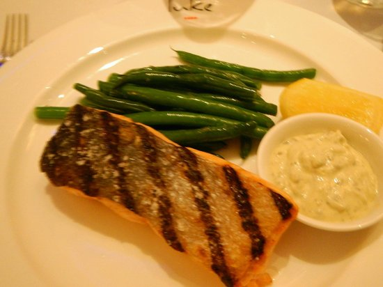 Salt Grill by Luke Mangan: Salmon