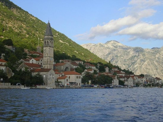 Our Lady of the Rocks: 3Perast
