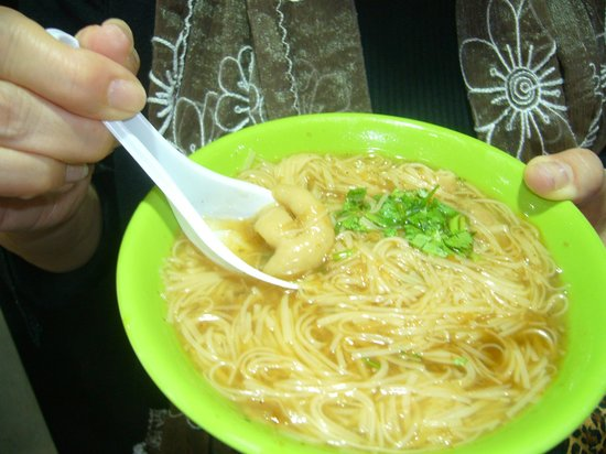 Ay-Chung Flour-Rice Noodle(Ximending): これが麺線