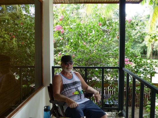 La Marejada Hotel: La Marejada balcony