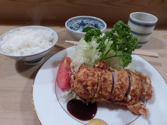 Tonkatsu Tonki Higashikoenji: Tonkatsu @ Tonki