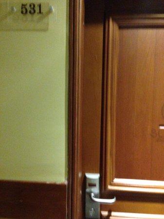 GHL Relax Hotel Sunrise: Habitación 531 muy buena!