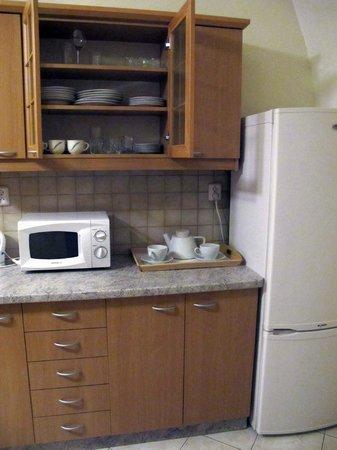 Happy Prague Apartments : Happy Prague  - Kitchen