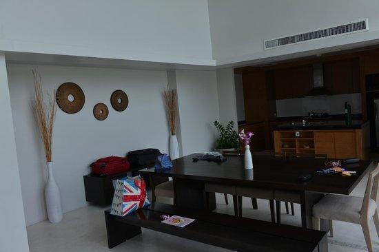 Aleenta Phuket Resort & Spa: w