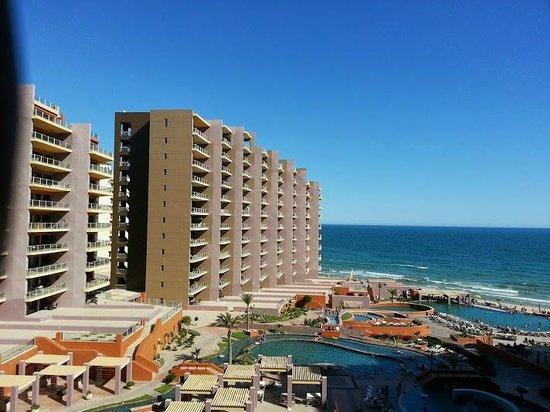 Las Palomas Beach & Golf Resort: Edificios