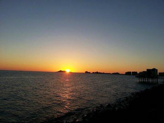 Las Palomas Beach & Golf Resort: Puesta de Sol