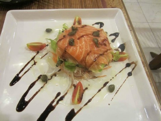 Red Snapper : Salmon