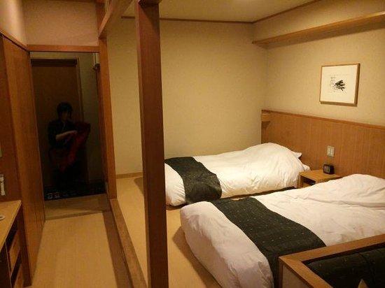 Mizu no To: Room