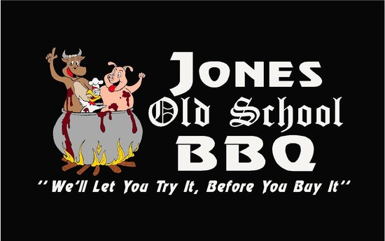 ‪Jones Old School BBQ‬