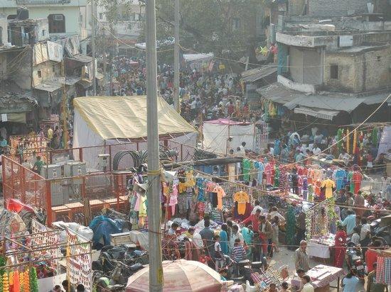 Paharganj: Main Bazaar
