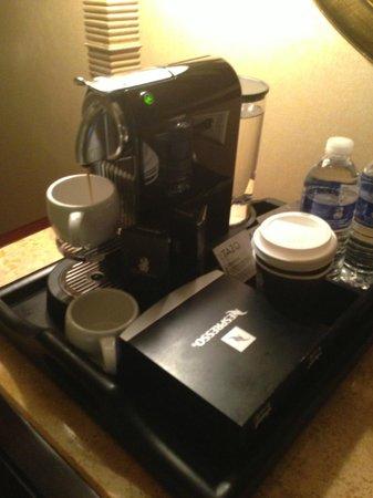 The Ritz-Carlton, Denver : Nespresso