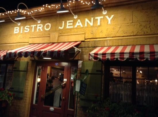 Bistro Jeanty: an outstanding place to dine