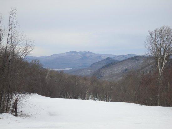 Pico Mountain : Trail