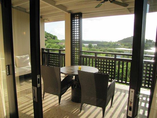 Sugar Ridge: notre balcon