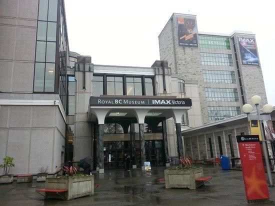 Real Museo BC: Enterance