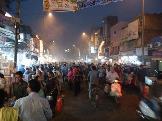 Paharganj: definition of chaos!