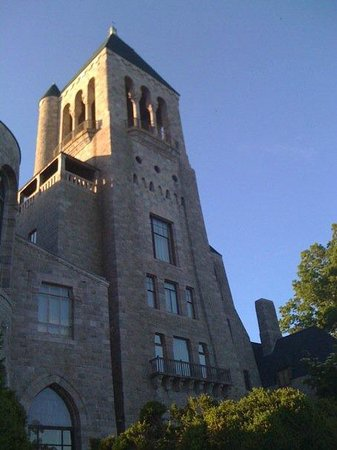 Glencairn Museum's Tower--Seven stories high