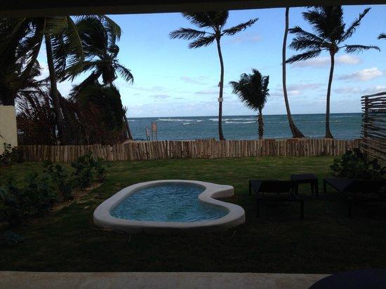 Zoetry Agua Punta Cana : vu de notre chambre