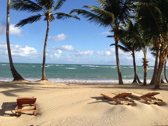 Zoetry Agua Punta Cana : belle plage magnifique
