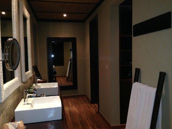 Zoetry Agua Punta Cana : super belle salle de bain