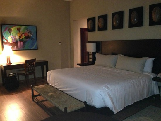 Zoetry Agua Punta Cana : suite grande chambre neuve
