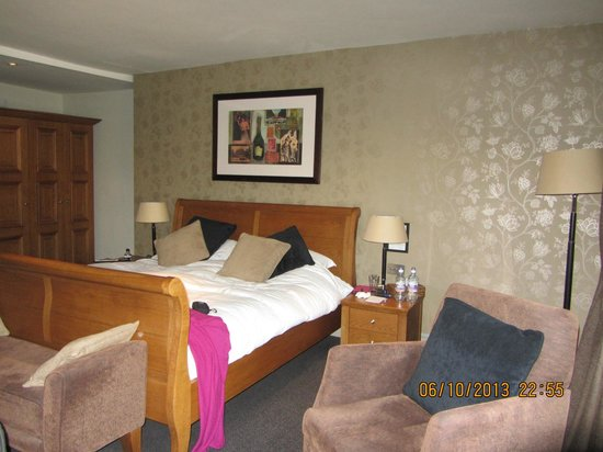 Hotel du Vin York: Comfortable bed