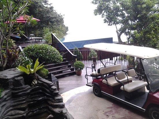 Bunga Raya Island Resort: you buggy ready