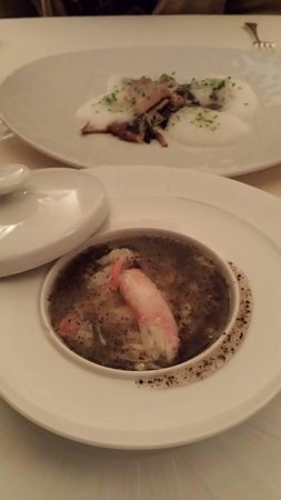 Bouley Restaurant: Dungeness Crab